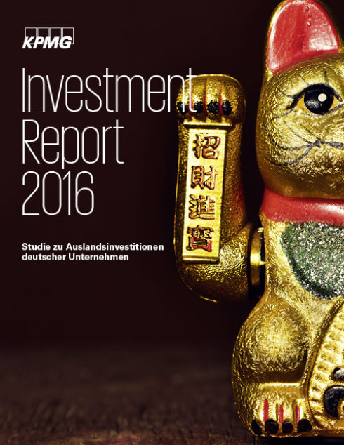 Investment Report 2016