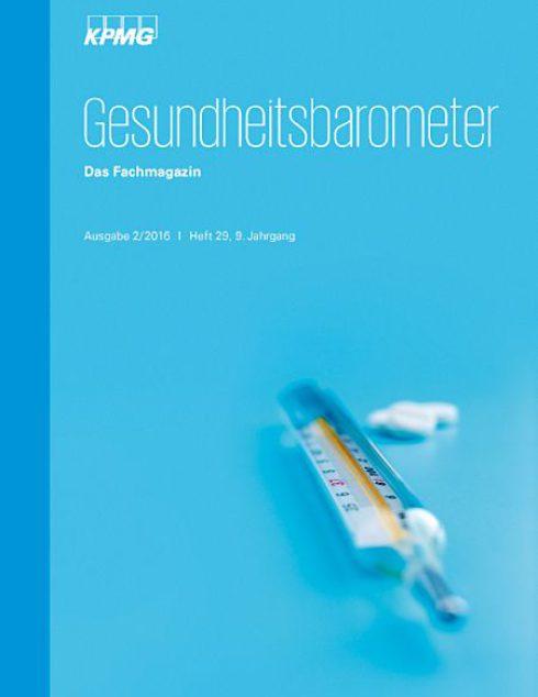 Gesundheits-barometer - 2/2016