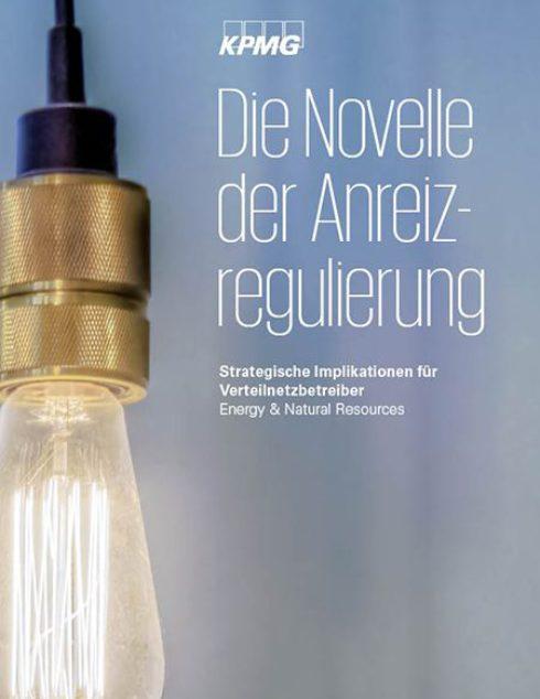 Novelle der Anreizregulierung: Damit die Energiewende gelingt