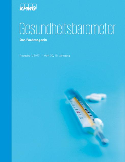 Gesundheits-barometer - 1/2017