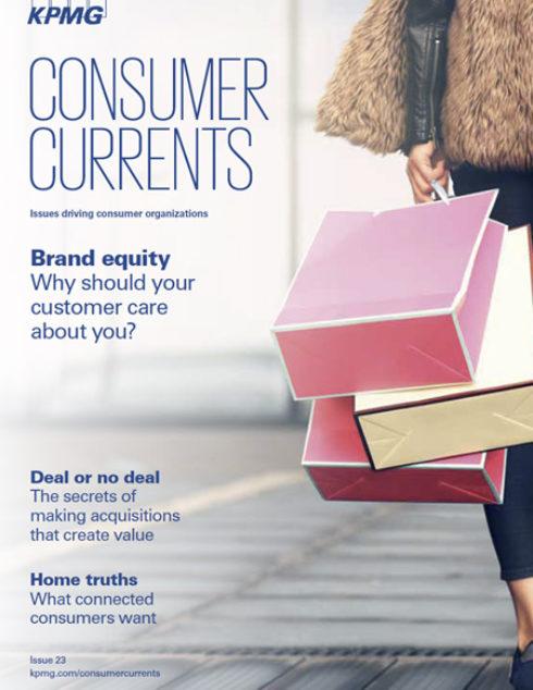 """""""Consumer Currents"""": Warum sollte sich Ihr Kunde für Sie interessieren?"""