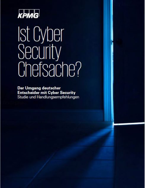 Ist Cyber Security Chefsache?