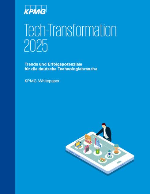 Tech-Transformation 2025: Trends und Erfolgspotenziale für die deutsche Tech-Branche