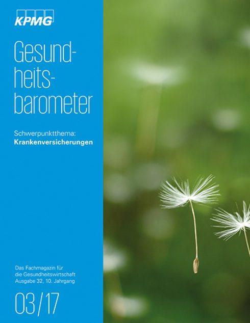Gesundheits-barometer - 3/2017