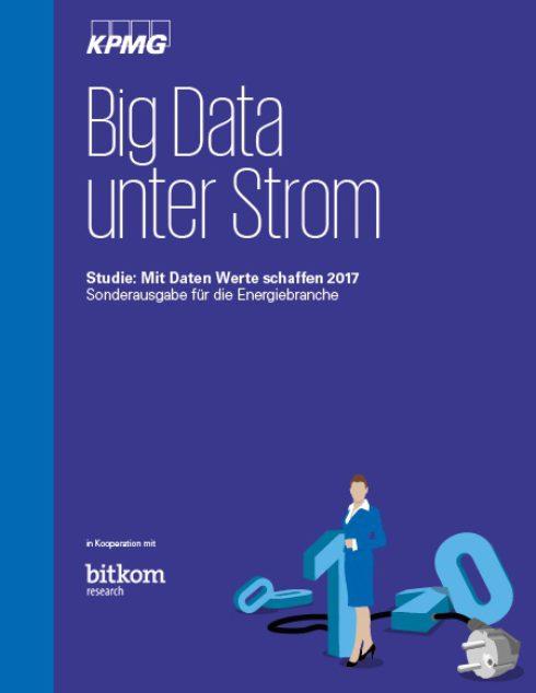 Big Data unter Strom, Studie: Mit Daten Werte schaffen 2017, Sonderausgabe für die Energiebranche
