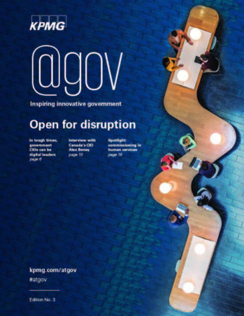 @gov 03/2017: OPEN FOR DISRUPTION