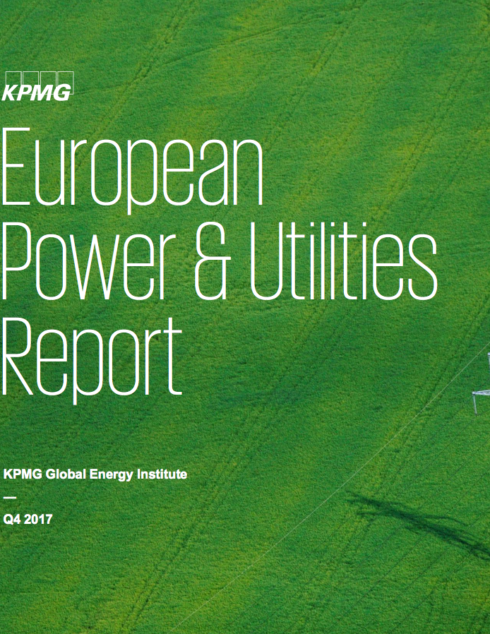 European Power & Utilities Report – Q4 2017