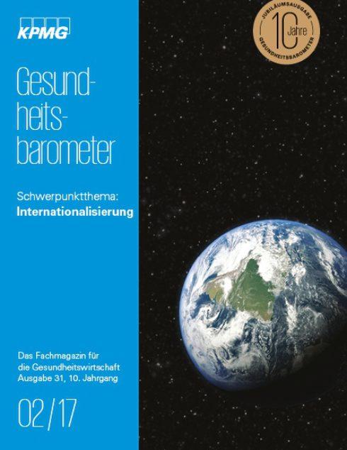 Gesundheits-barometer - 02/2017