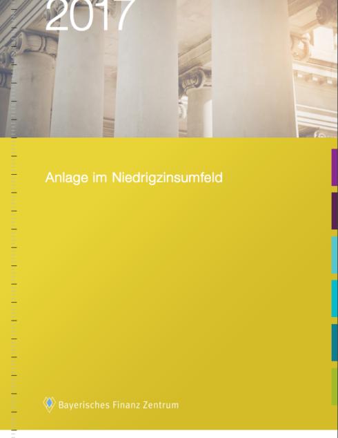 Family Office Studie 2017: Anlage im Niedrigzinsumfeld