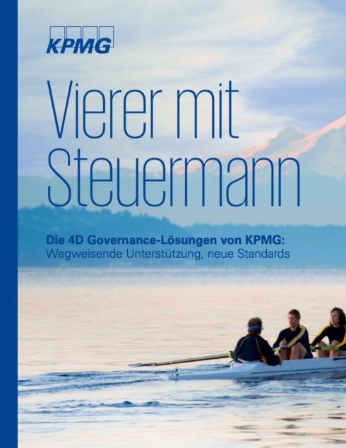 4D Governance Broschüre