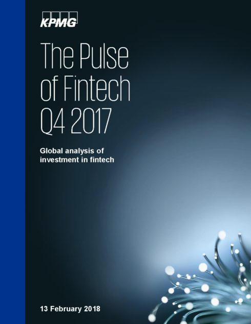 The Pulse of Fintech Q4 2017