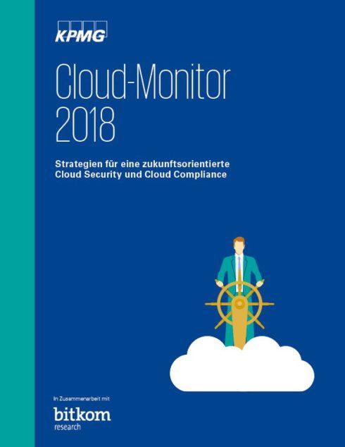 Cloud-Monitor 2018: DSGVO und Cyber Security im Fokus