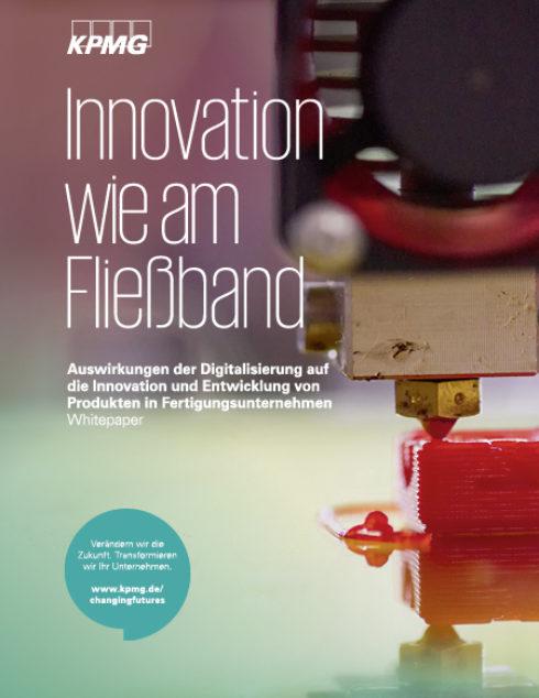 Innovation wie am Fließband