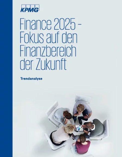 Finance 2025 - Fokus auf den Finanzbereich der Zukunft