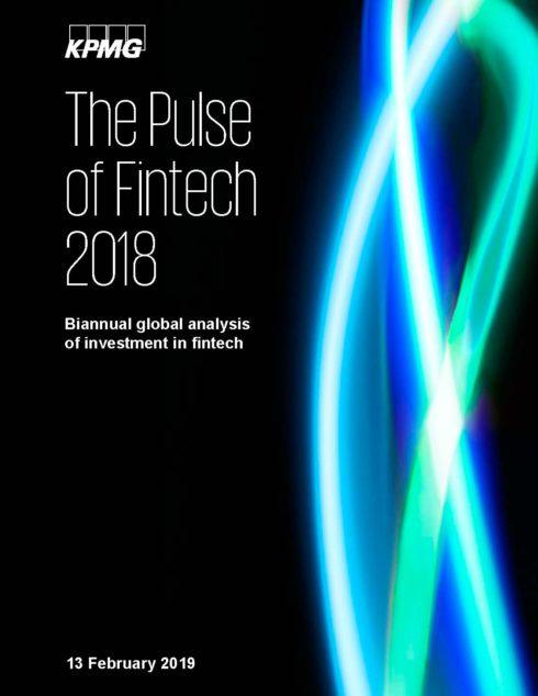 Pulse of Fintech 2018 - 2. Halbjahr