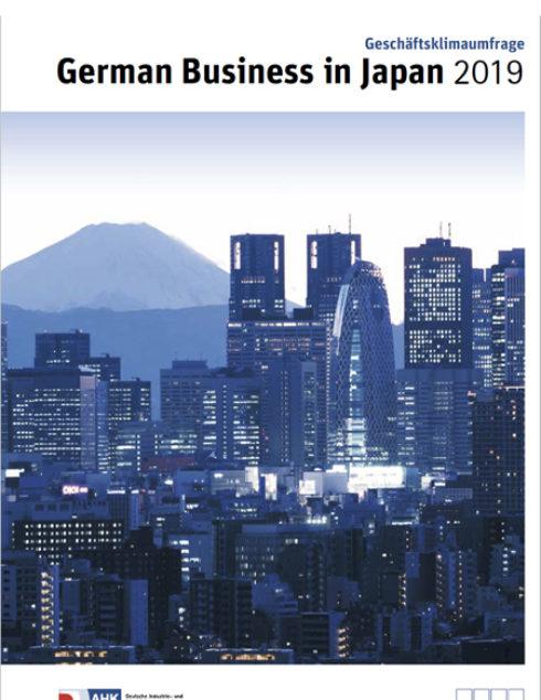 German Business in Japan 2019