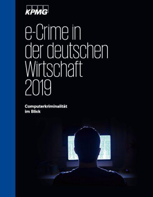 e-Crime in der deutschen Wirtschaft 2019