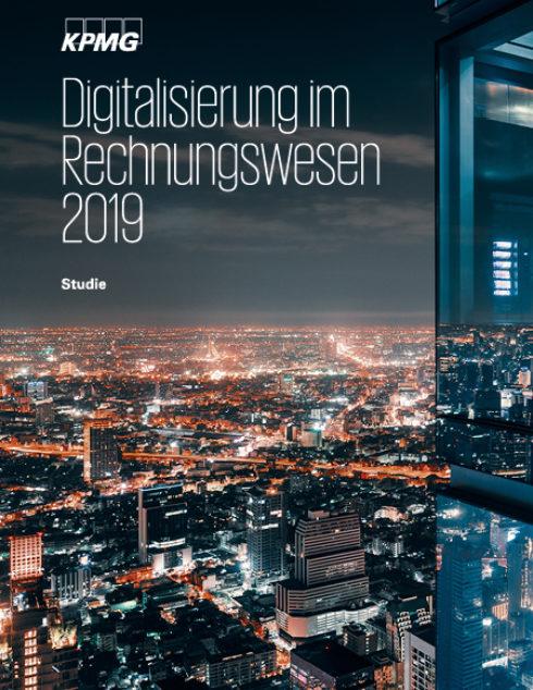 Digitalisierung im Rechnungswesen 2019