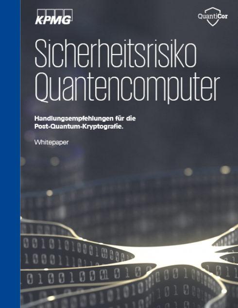 Whitepaper Sicherheitsrisiko Quantencomputer