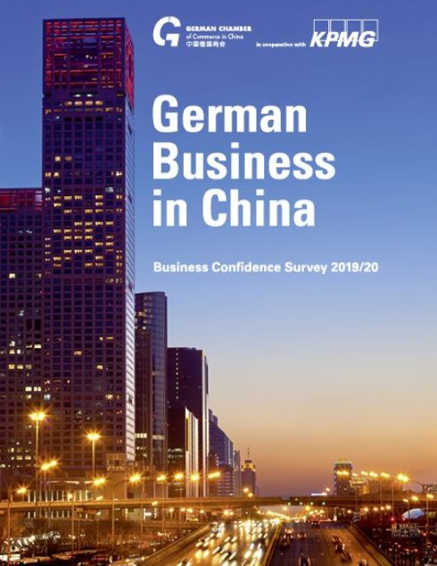 German Business in China 2019/20