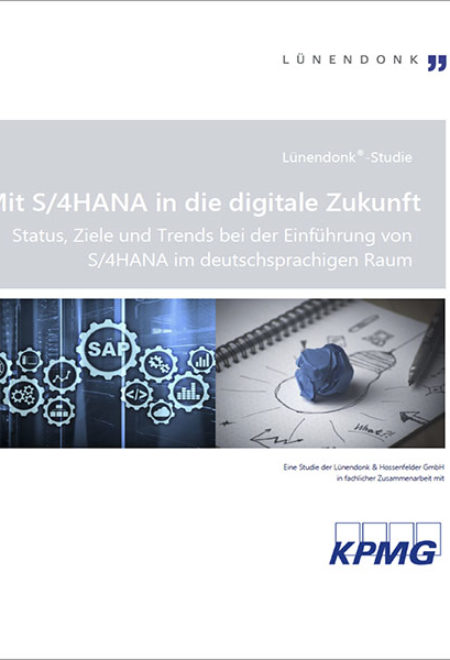 Mit S/4HANA in die digitale Zukunft