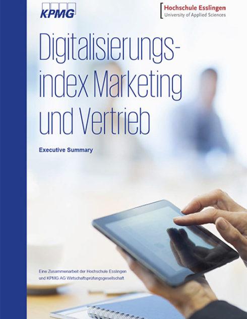 Digitalisierungsindex Marketing und Vertrieb