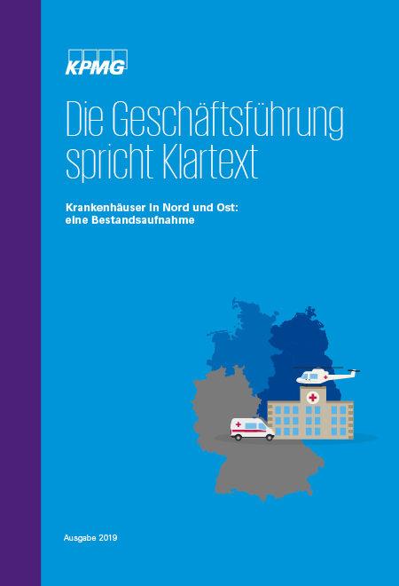 Die Geschäftsführung spricht Klartext: Krankenhäuser in Nord und Ost