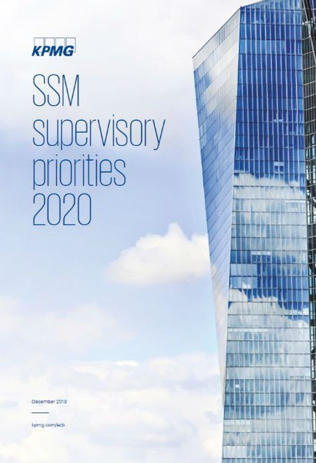 SSM supervisory priorities 2020