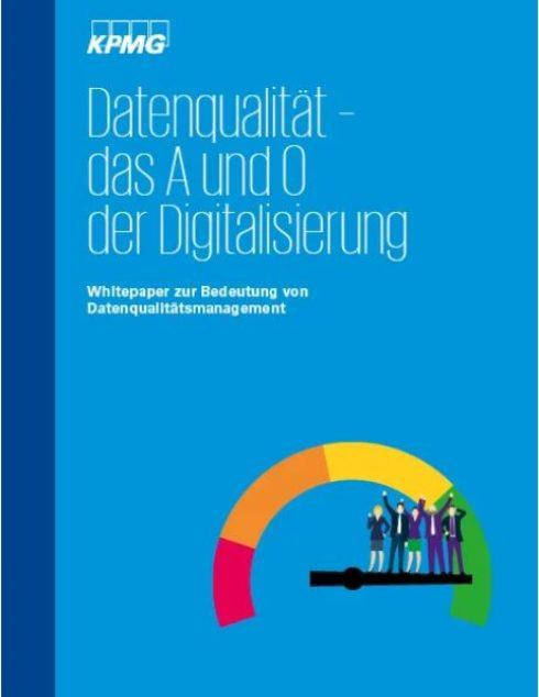 Datenqualität - das A und O der Digitalisierung