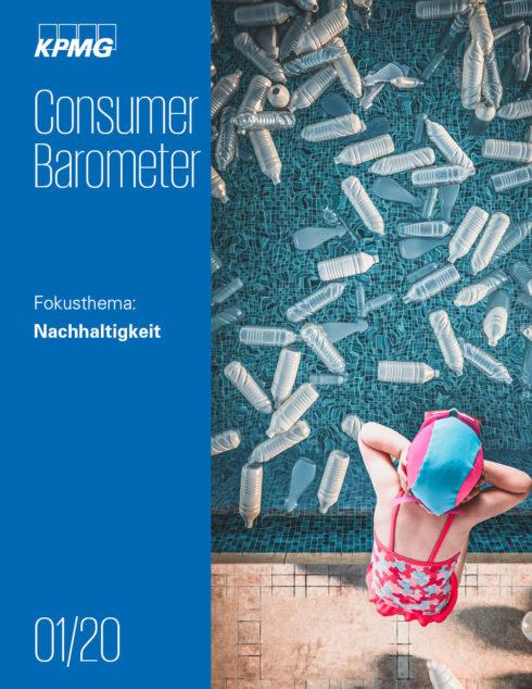 Consumer Barometer 01/2020 – Fokusthema: Nachhaltigkeit