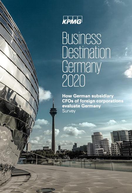 Business Destination Germany 2020