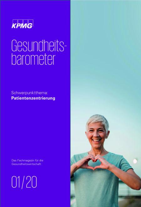 Gesundheitsbarometer 01/20