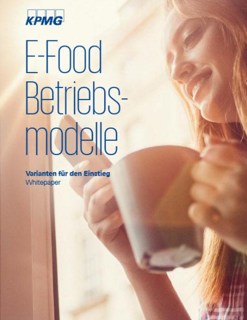 E-Food: Betriebsmodelle – Varianten für den Einstieg