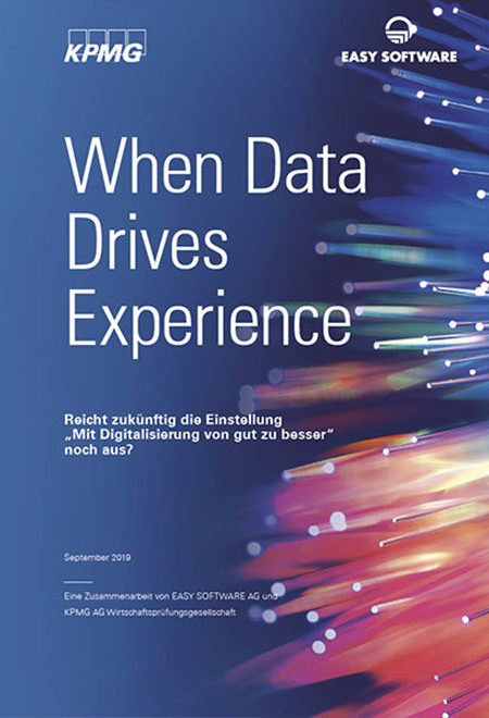 When Data Drives Experience