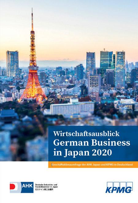 Wirtschaftsausblick German Business in Japan 2020
