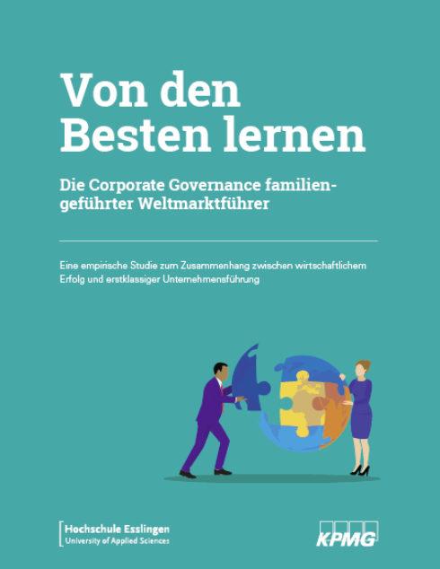 Von den Besten lernen – die Corporate Governance familiengeführter Weltmarktführer