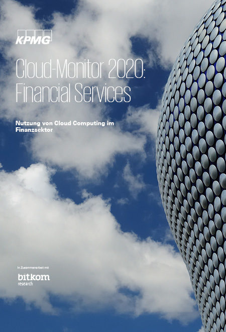 Cloud-Monitor 2020: Financial Services