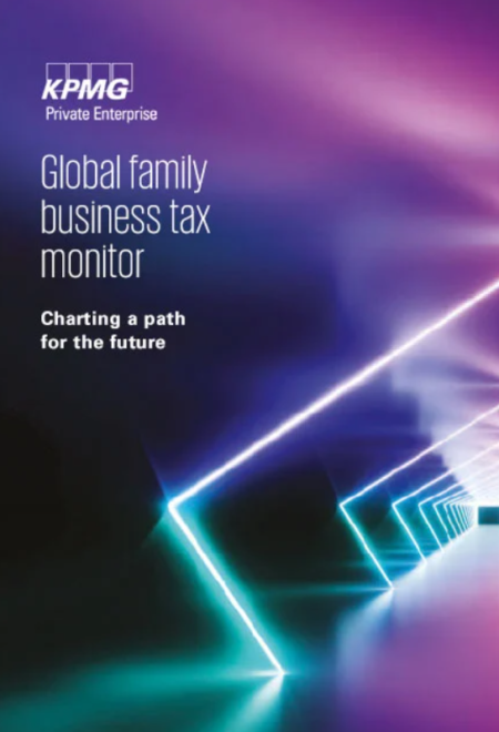 Global Family Business Tax Monitor