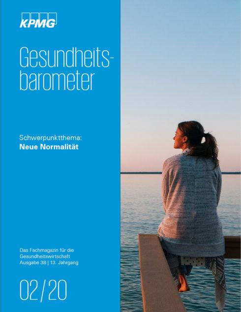 Gesundheitsbarometer 02/20: Neue Normalität