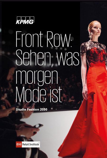 Fashion 2030: Sehen, was morgen Mode ist