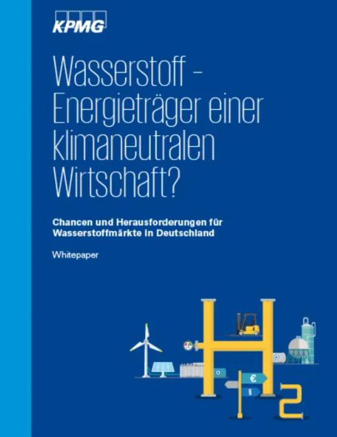 Wasserstoff – Energieträger einer klimaneutralen Ökonomie?