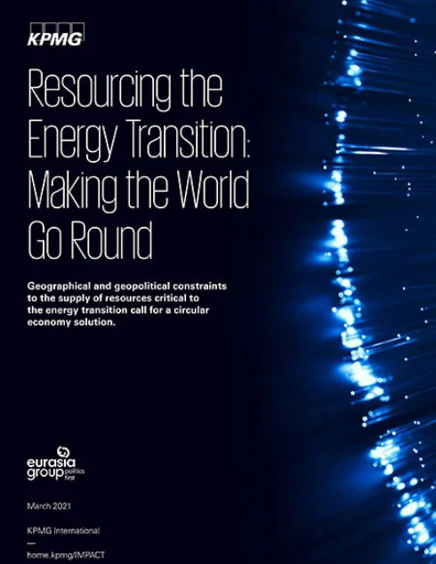 Resourcing the Energy Transition