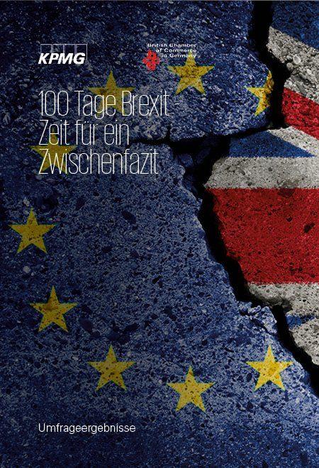 100 Tage Brexit – Zeit für ein Zwischenfazit