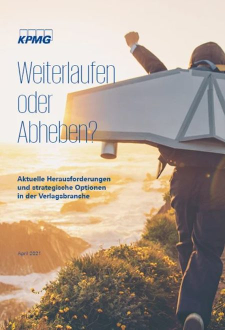 Weiterlaufen oder Abheben? Aktuelle Herausforderungen und strategische Optionen in der Verlagsbranche