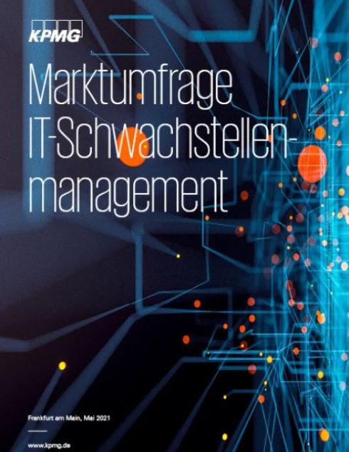 Marktumfrage IT-Schwachstellen-Management