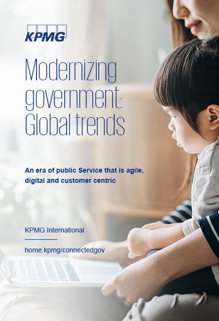 Modernizing government: Global trends