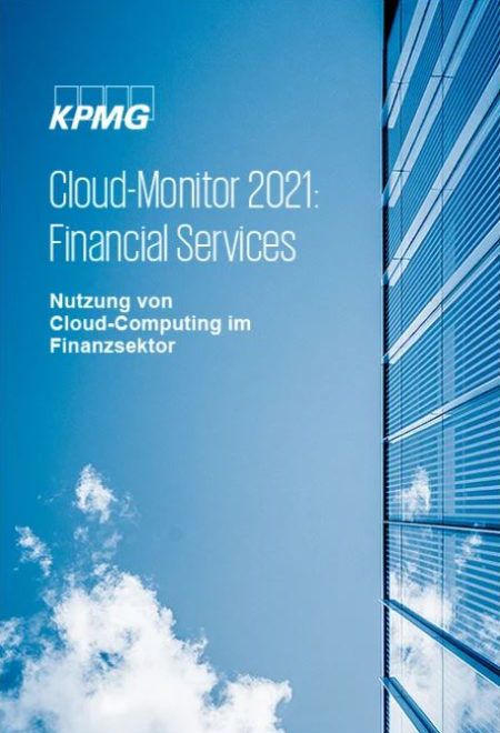 Cloud-Monitor 2021: Financial Services